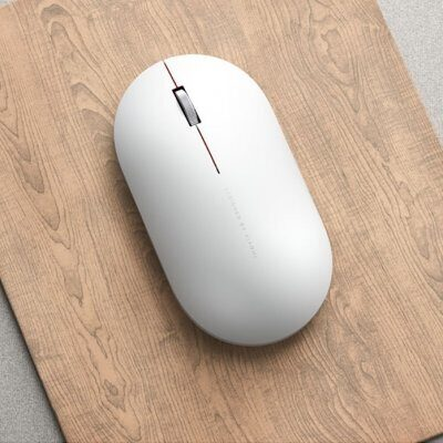Мышь  Xiaomi Fashion- Mouse оптическая (XMWS001TM)белая,чёрная