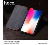 Чехол-книжка для Iphone X -Hoco